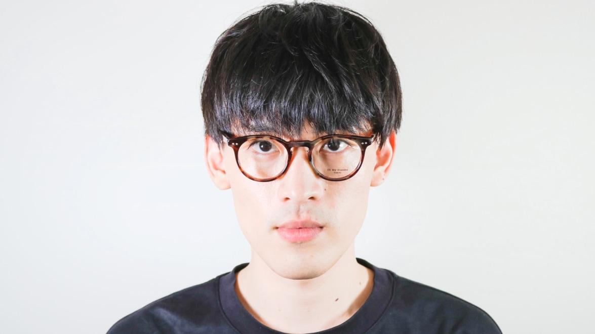 Oh My Glasses TOKYO Richard omg-049-2-48 [丸メガネ/べっ甲柄]  5