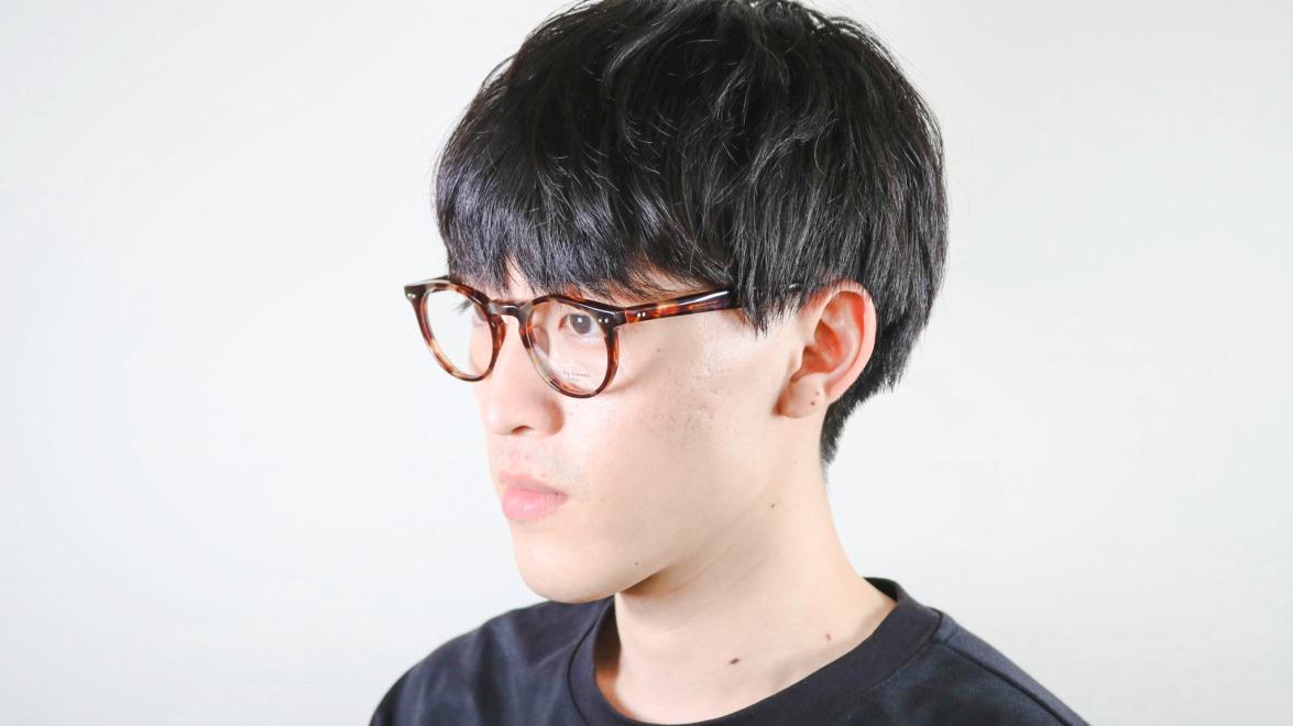 Oh My Glasses TOKYO Richard omg-049-2-48 [丸メガネ/べっ甲柄]  6