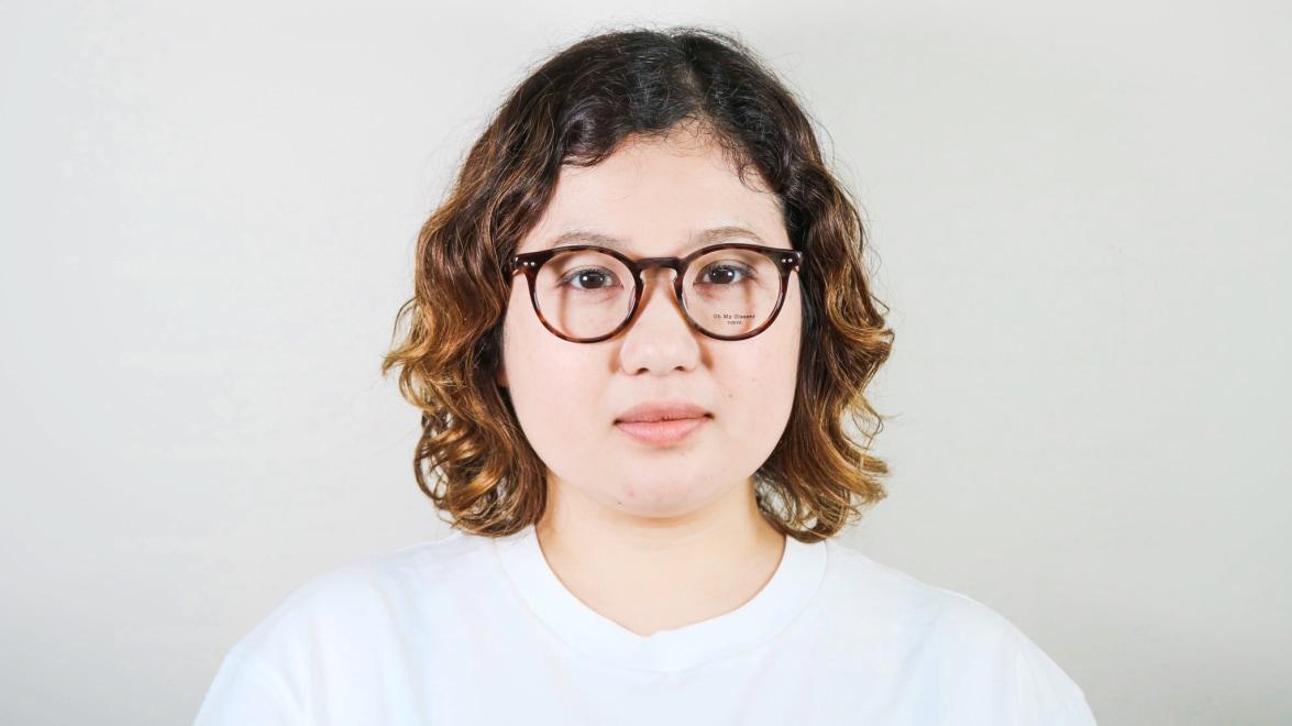 Oh My Glasses TOKYO Richard omg-049-2-48 [丸メガネ/べっ甲柄]  7