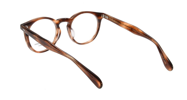 Oh My Glasses TOKYO Richard omg-049 3-48 [丸メガネ/茶色]  2