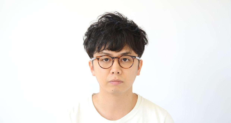Oh My Glasses TOKYO Richard omg-049 3-48 [丸メガネ/茶色]  6