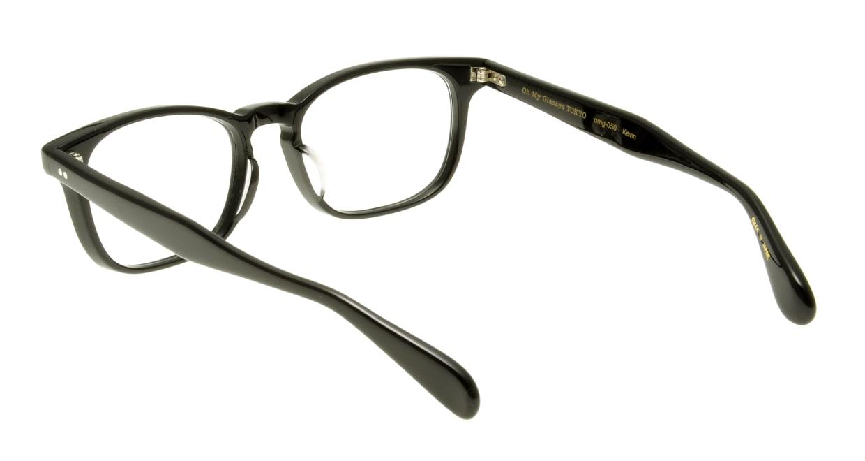 Oh My Glasses TOKYO Kevin omg-050 1-50 [黒縁/鯖江産/ウェリントン]  2
