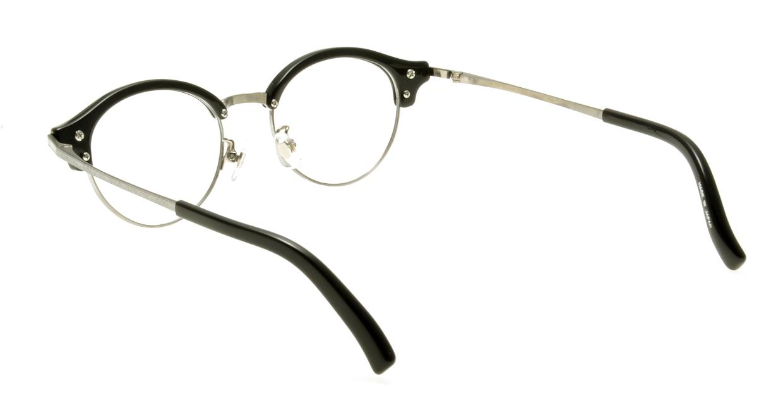 Oh My Glasses TOKYO Adam omg-051 1-47 [黒縁/鯖江産/丸メガネ]  2