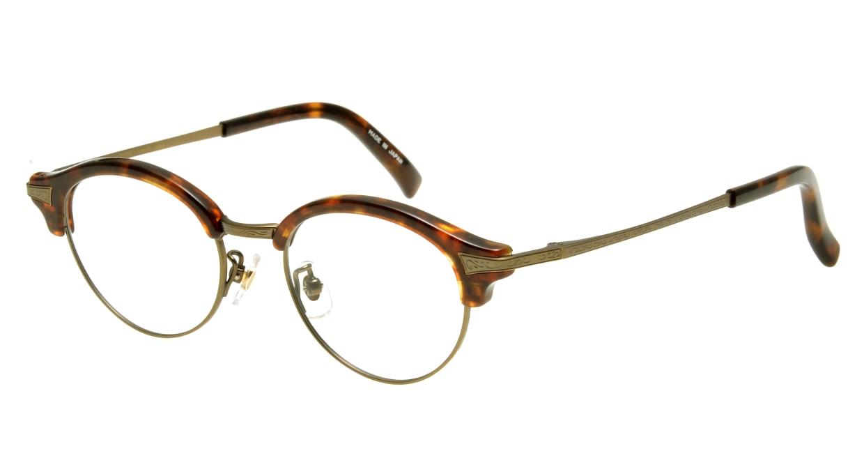 Oh My Glasses TOKYO Adam omg-051 4-47 [鯖江産/丸メガネ/べっ甲柄]