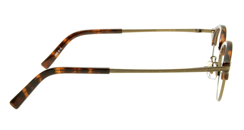 Oh My Glasses TOKYO Adam omg-051 4-47 [鯖江産/丸メガネ/べっ甲柄]  1