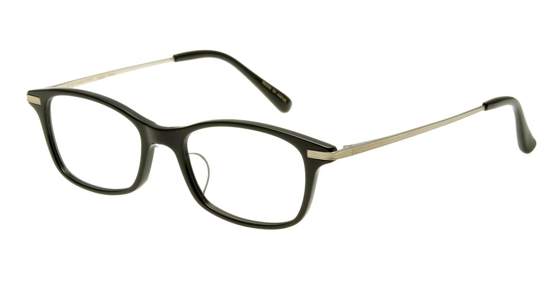 Oh My Glasses TOKYO Edward omg-052 1-50 [黒縁/鯖江産/ウェリントン]