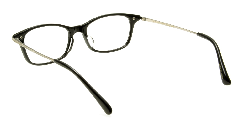 Oh My Glasses TOKYO Edward omg-052 1-50 [黒縁/鯖江産/ウェリントン]  2
