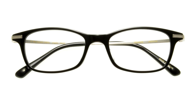 Oh My Glasses TOKYO Edward omg-052 1-50 [黒縁/鯖江産/ウェリントン]  3