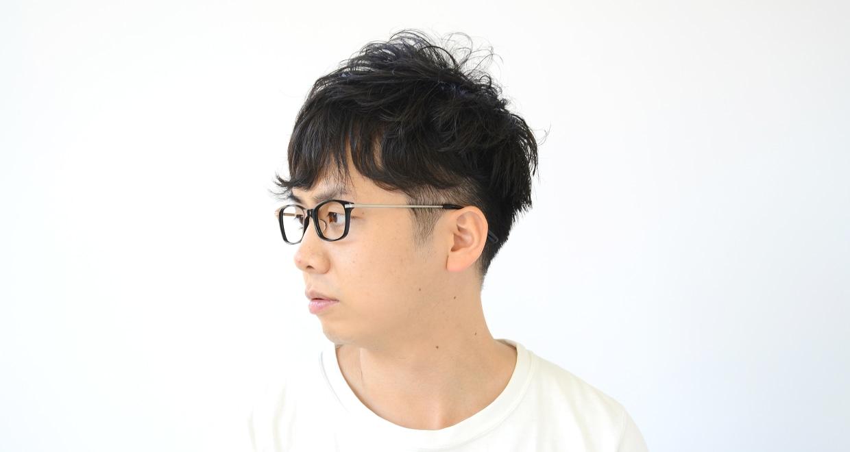 Oh My Glasses TOKYO Edward omg-052 1-50 [黒縁/鯖江産/ウェリントン]  6