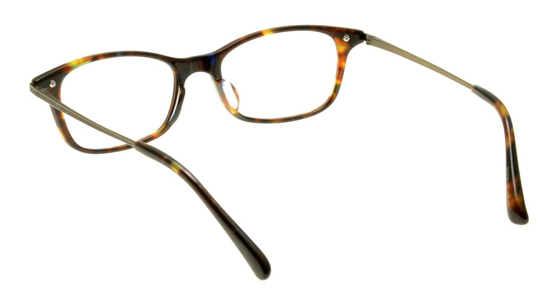 Oh My Glasses TOKYO Edward omg-052 4-50 [鯖江産/ウェリントン/派手]  2