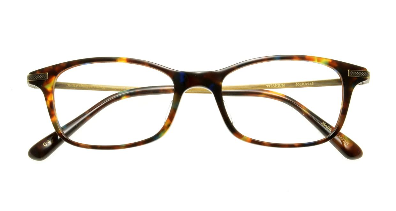 Oh My Glasses TOKYO Edward omg-052 4-50 [鯖江産/ウェリントン/派手]  3