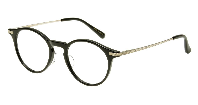 Oh My Glasses TOKYO Jamie omg-053 1-47 [黒縁/鯖江産/丸メガネ]