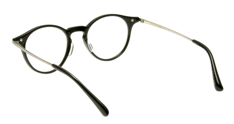 Oh My Glasses TOKYO Jamie omg-053 1-47 [黒縁/鯖江産/丸メガネ]  2