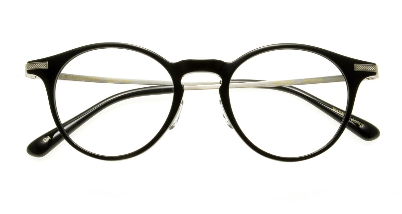 Oh My Glasses TOKYO Jamie omg-053 1-47 [黒縁/鯖江産/丸メガネ]  3