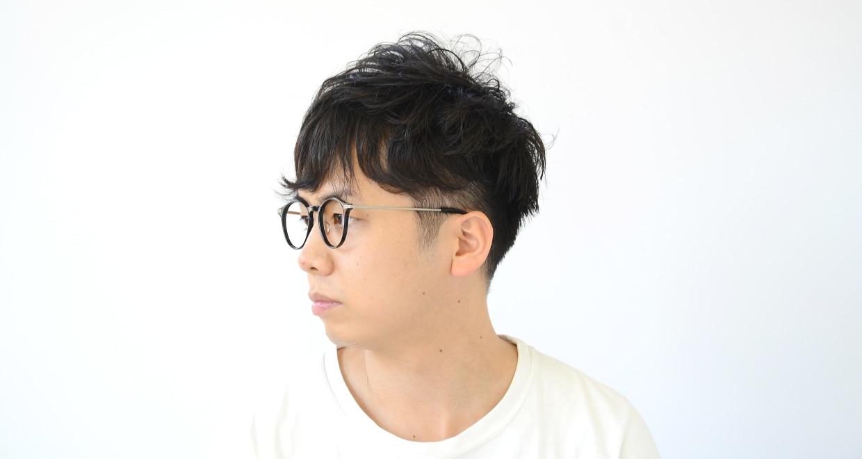 Oh My Glasses TOKYO Jamie omg-053 1-47 [黒縁/鯖江産/丸メガネ]  6