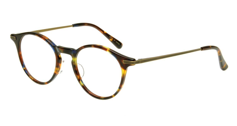 Oh My Glasses TOKYO Jamie omg-053 4-47 [鯖江産/丸メガネ/べっ甲柄]