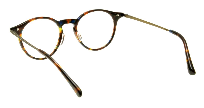 Oh My Glasses TOKYO Jamie omg-053 4-47 [鯖江産/丸メガネ/べっ甲柄]  2