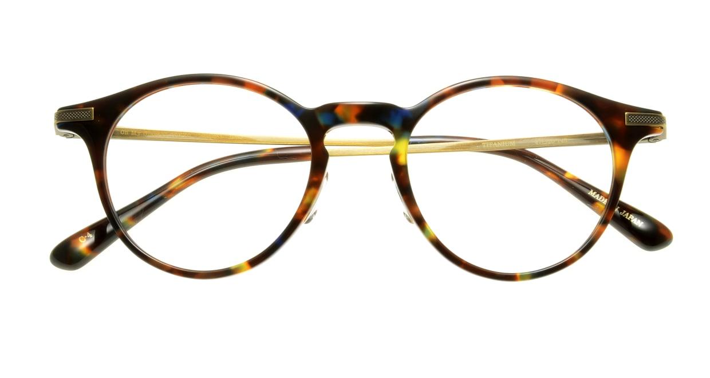 Oh My Glasses TOKYO Jamie omg-053 4-47 [鯖江産/丸メガネ/べっ甲柄]  3