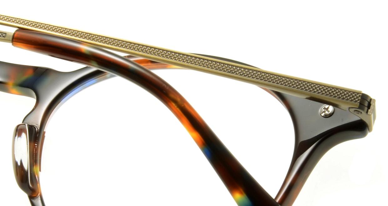 Oh My Glasses TOKYO Jamie omg-053 4-47 [鯖江産/丸メガネ/べっ甲柄]  4