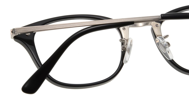Oh My Glasses TOKYO Philip omg-054-1-48 [黒縁/鯖江産/ウェリントン]  4