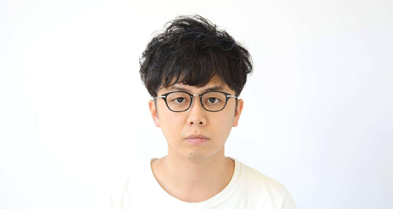 Oh My Glasses TOKYO Philip omg-054-1-48 [黒縁/鯖江産/ウェリントン]  6