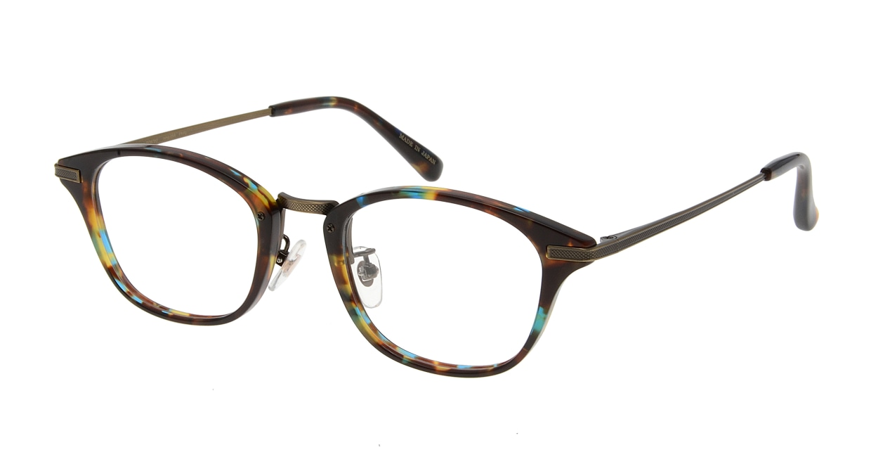 Oh My Glasses TOKYO Philip omg-054 4-48 [鯖江産/ウェリントン/派手]