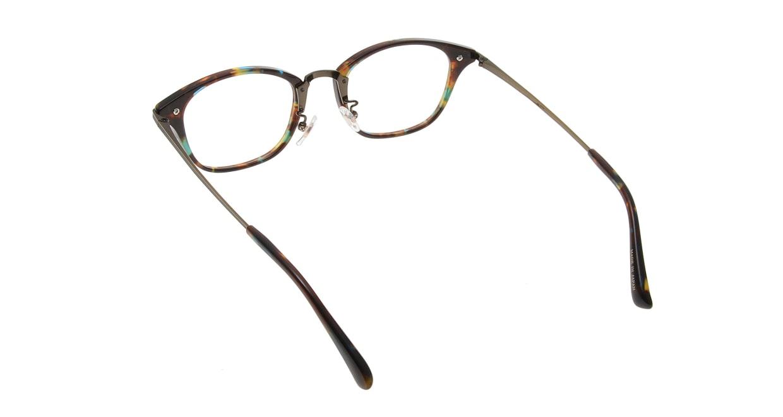 Oh My Glasses TOKYO Philip omg-054 4-48 [鯖江産/ウェリントン/派手]  2