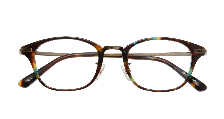 Oh My Glasses TOKYO Philip omg-054 4-48 [鯖江産/ウェリントン/派手]  3