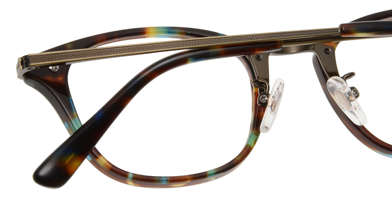 Oh My Glasses TOKYO Philip omg-054 4-48 [鯖江産/ウェリントン/派手]  4