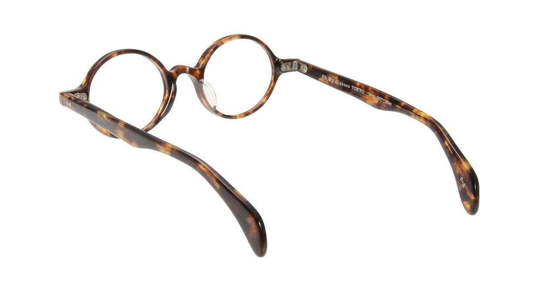 Oh My Glasses TOKYO Alex omg-007 2-45 [鯖江産/丸メガネ/べっ甲柄]  2