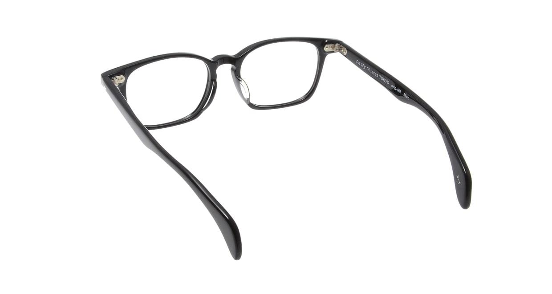 Oh My Glasses TOKYO Marc omg-008 1-51 [黒縁/鯖江産/ウェリントン]  2