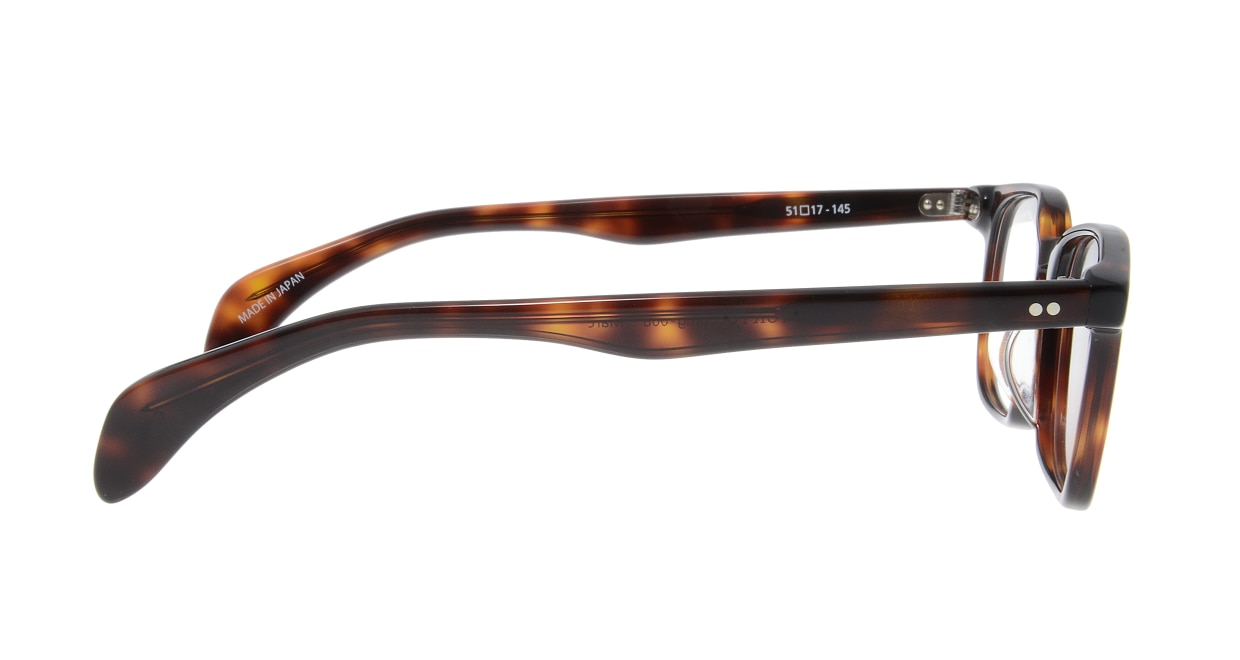 Oh My Glasses TOKYO Marc omg-008 2-51 [鯖江産/ウェリントン/茶色]  1