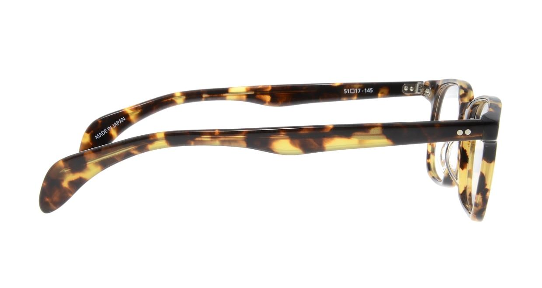 Oh My Glasses TOKYO Marc omg-008 4-51 [鯖江産/ウェリントン/べっ甲柄]  1