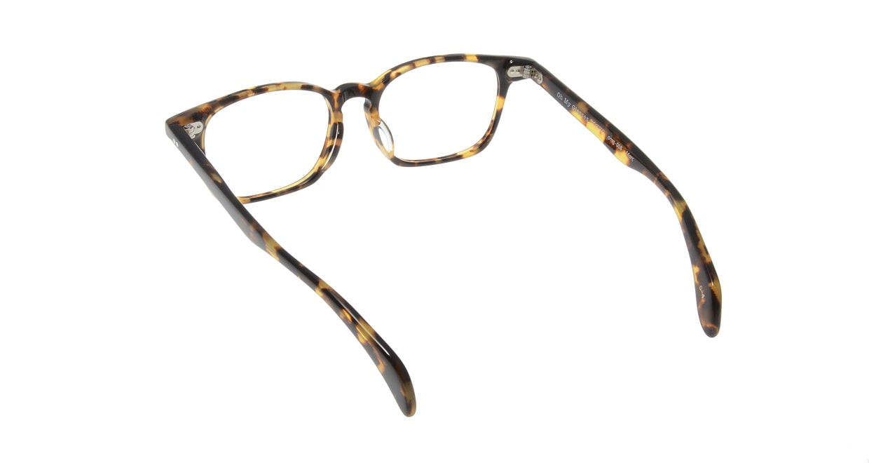 Oh My Glasses TOKYO Marc omg-008 4-51 [鯖江産/ウェリントン/べっ甲柄]  2