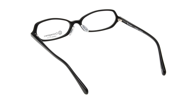 オニメガネ OG7801-BK-52 [黒縁/鯖江産/オーバル]  2