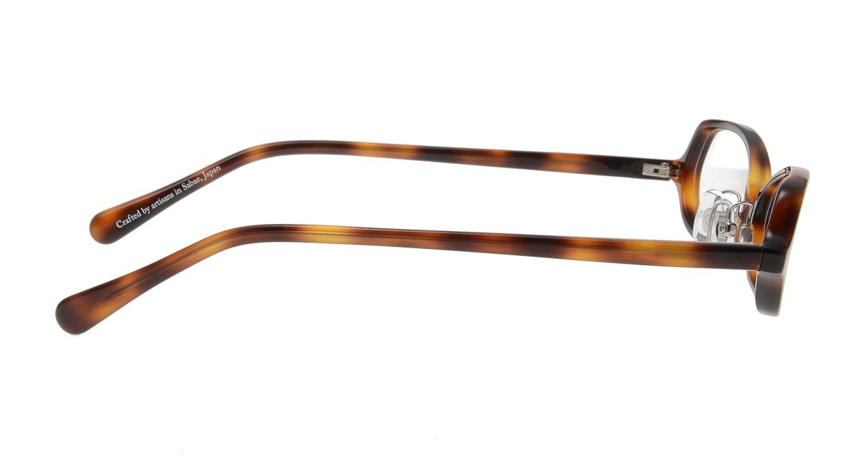オニメガネ OG7802-DA-52 [鯖江産/オーバル/べっ甲柄]  1