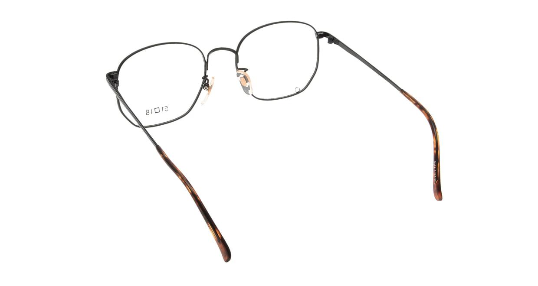 ブイオーシー NO1218-BK-51 [メタル/鯖江産/ウェリントン]  2