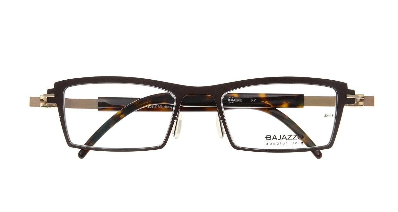 バヤッツォ LINE-F7-W102 [メタル/スクエア/グレー]  3