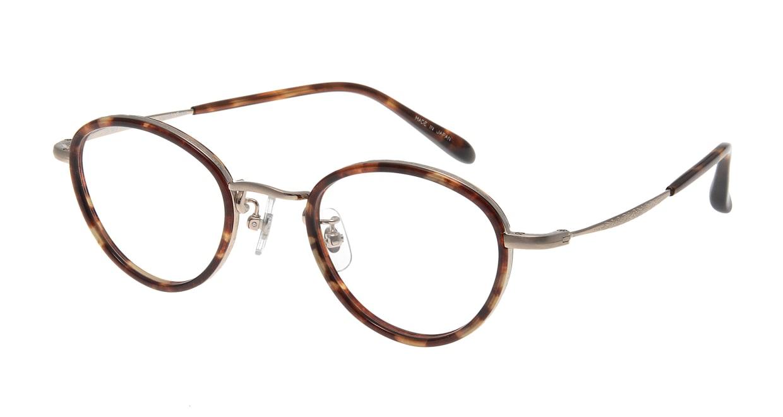 Oh My Glasses TOKYO Oscar omg-061 1-46 [鯖江産/丸メガネ/べっ甲柄]