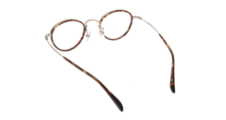 Oh My Glasses TOKYO Oscar omg-061 1-46 [鯖江産/丸メガネ/べっ甲柄]  2