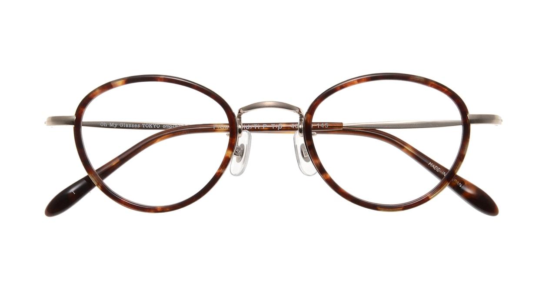 Oh My Glasses TOKYO Oscar omg-061 1-46 [鯖江産/丸メガネ/べっ甲柄]  3