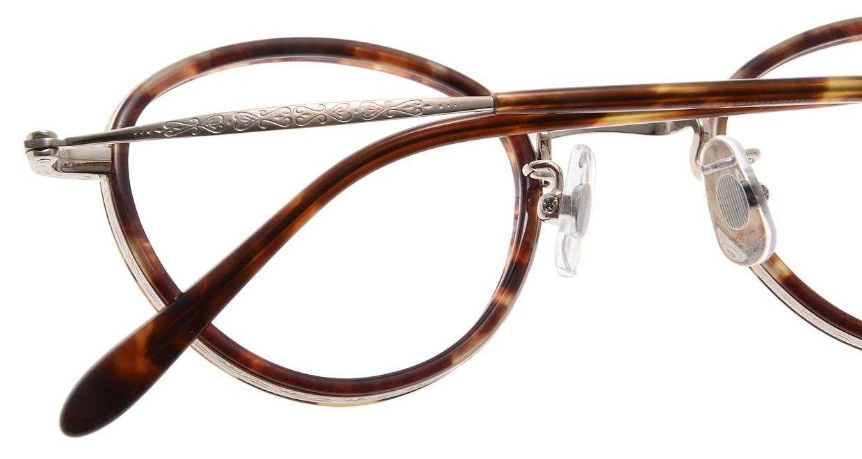Oh My Glasses TOKYO Oscar omg-061 1-46 [鯖江産/丸メガネ/べっ甲柄]  5