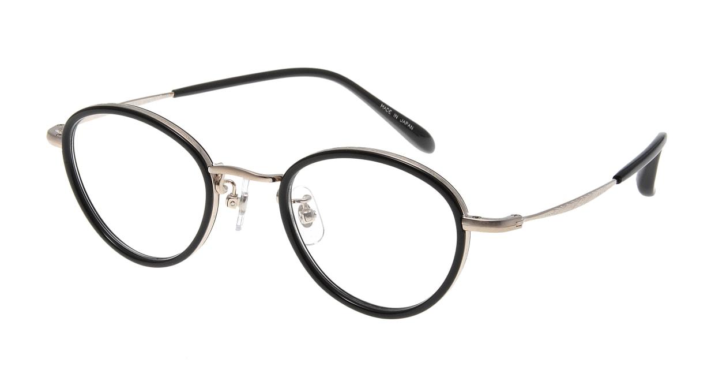 Oh My Glasses TOKYO Oscar omg-061 2-46 [黒縁/鯖江産/丸メガネ]