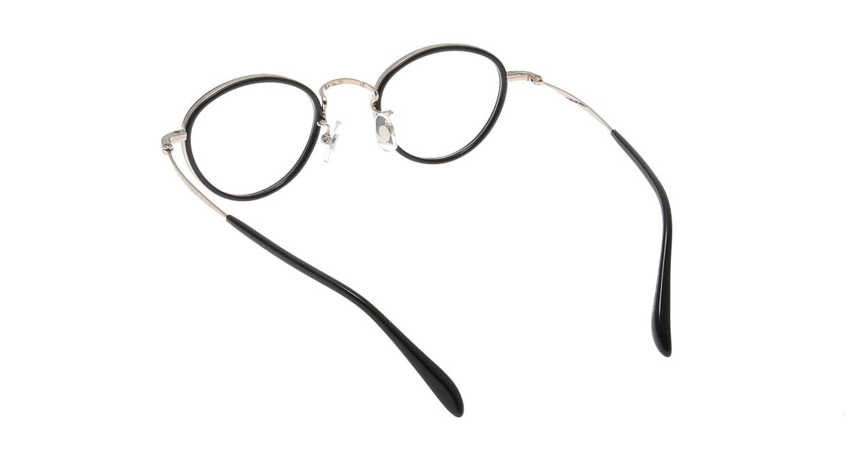 Oh My Glasses TOKYO Oscar omg-061 2-46 [黒縁/鯖江産/丸メガネ]  2