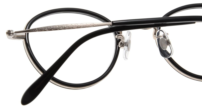 Oh My Glasses TOKYO Oscar omg-061 2-46 [黒縁/鯖江産/丸メガネ]  5