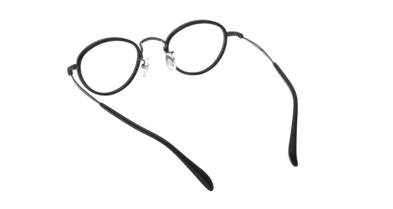 Oh My Glasses TOKYO Oscar omg-061 3-46 [黒縁/鯖江産/丸メガネ]  2