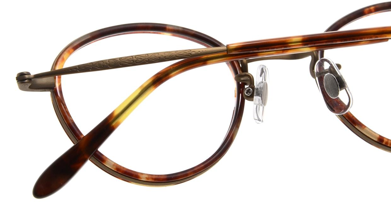 Oh My Glasses TOKYO Oscar omg-061 4-46 [鯖江産/丸メガネ/べっ甲柄]  5