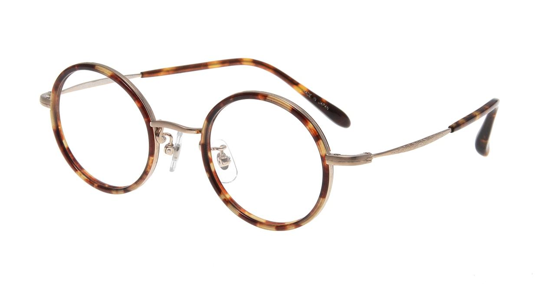 Oh My Glasses TOKYO Dustin omg-062 1-44 [鯖江産/丸メガネ/べっ甲柄]
