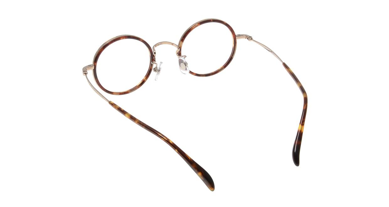 Oh My Glasses TOKYO Dustin omg-062 1-44 [鯖江産/丸メガネ/べっ甲柄]  2