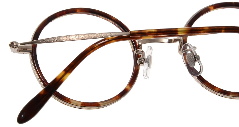 Oh My Glasses TOKYO Dustin omg-062 1-44 [鯖江産/丸メガネ/べっ甲柄]  5
